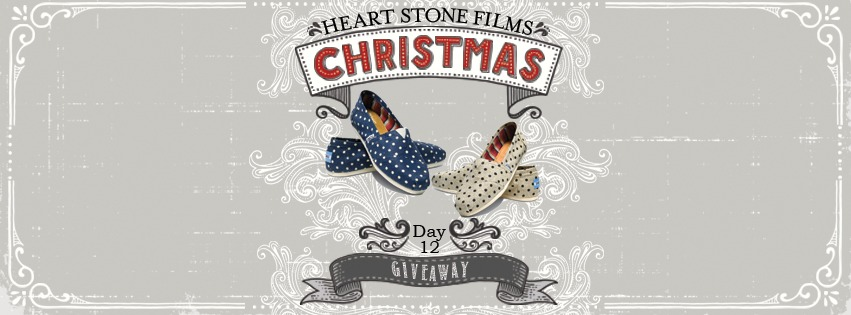 HEART STONE FILMS 2013 CHRISTMAS GIVEAWAY | DAY 12
