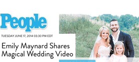 Emily Maynard Wedding Video | Wedding Video by Heart Stone Films