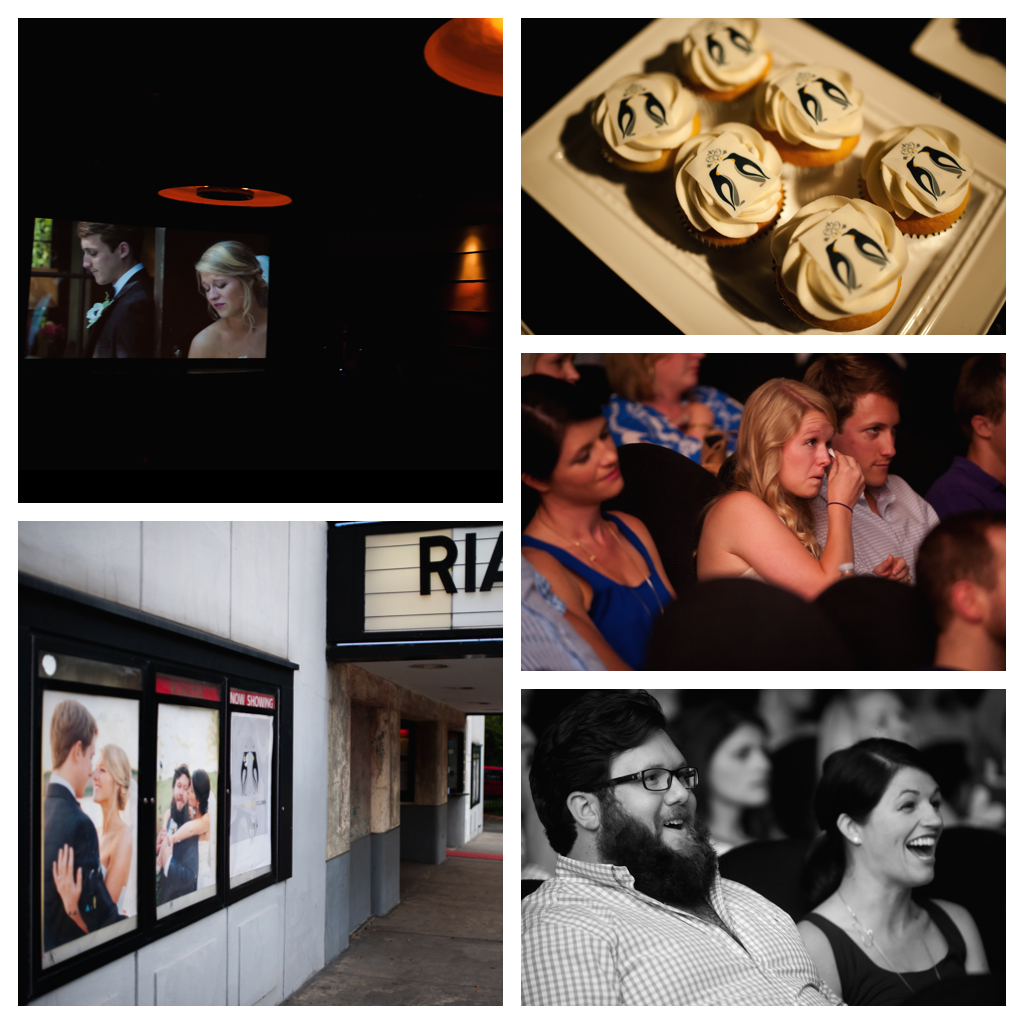 Heart Stone Films :: Wedding Film Premiere at the Historic Rialto Theatre