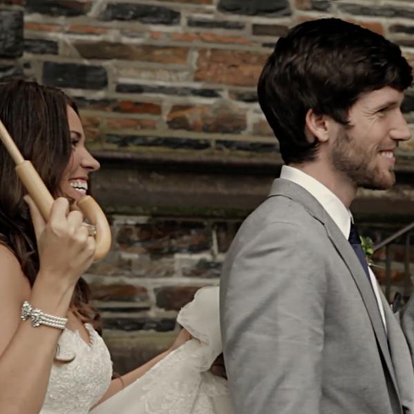DUKE CHAPEL / THE COTTON ROOM WEDDING, DURHAM NC | SUSAN + JUSTIN FILM