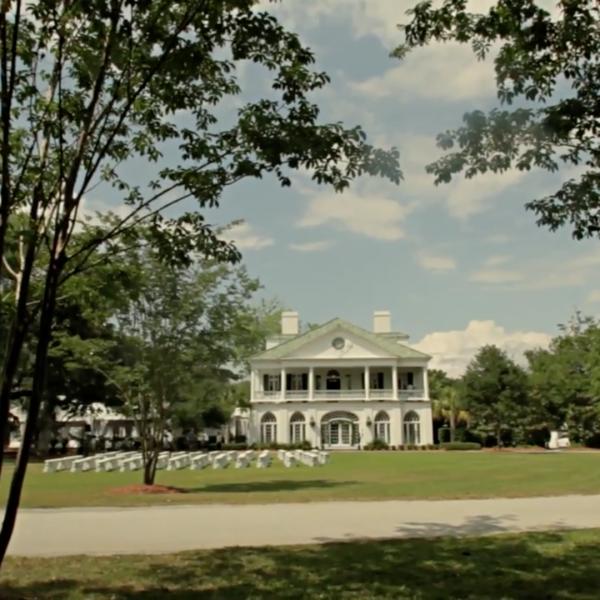Lowndes Grove Plantation | Charleston SC Wedding Film