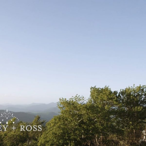 A Destination Wedding by Heart Stone Films | Hadley + Ross Highlands, NC Wedding Film