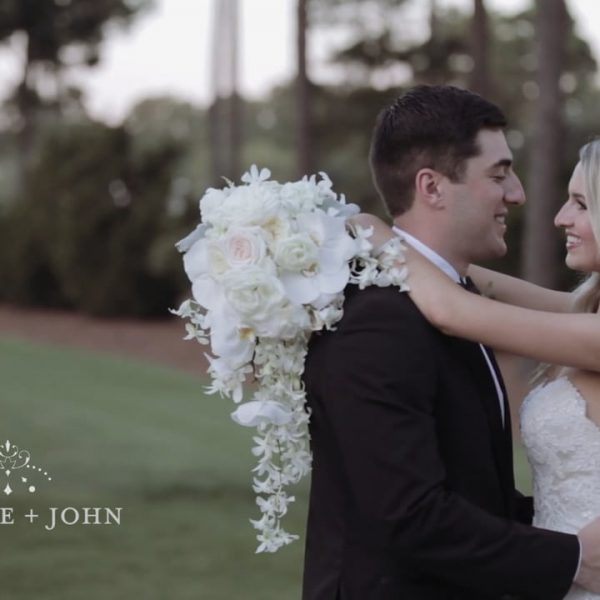 North Carolina Wedding Film by Heart Stone Films | Brooke + John