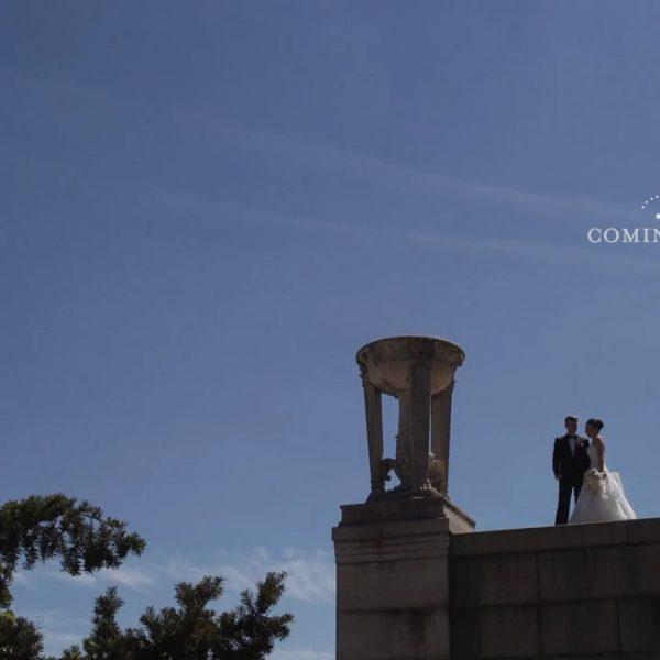 Washington DC Destination Wedding Film by Heart Stone Films | Selene + Brad