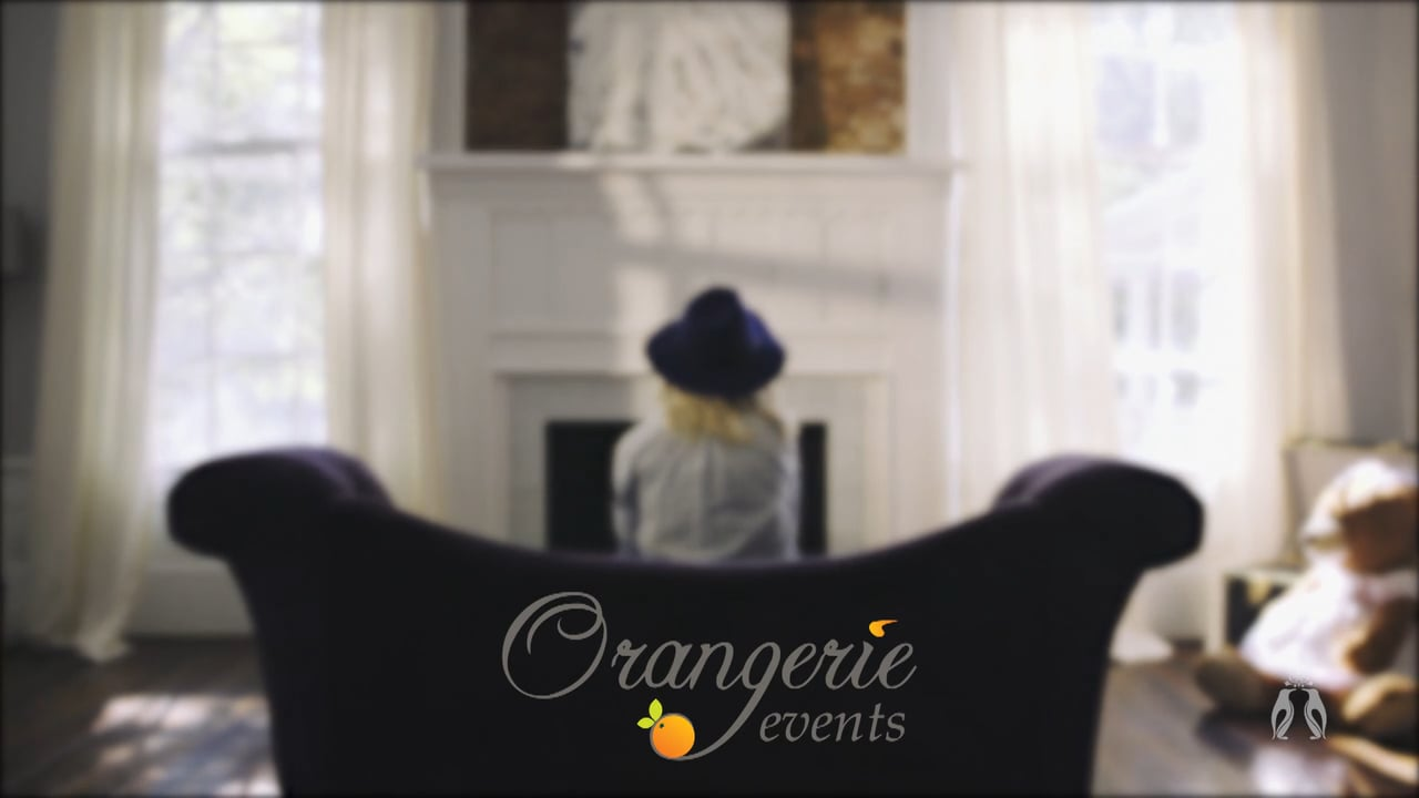 Orangerie Events A Promotional Film by Heart Stone Films