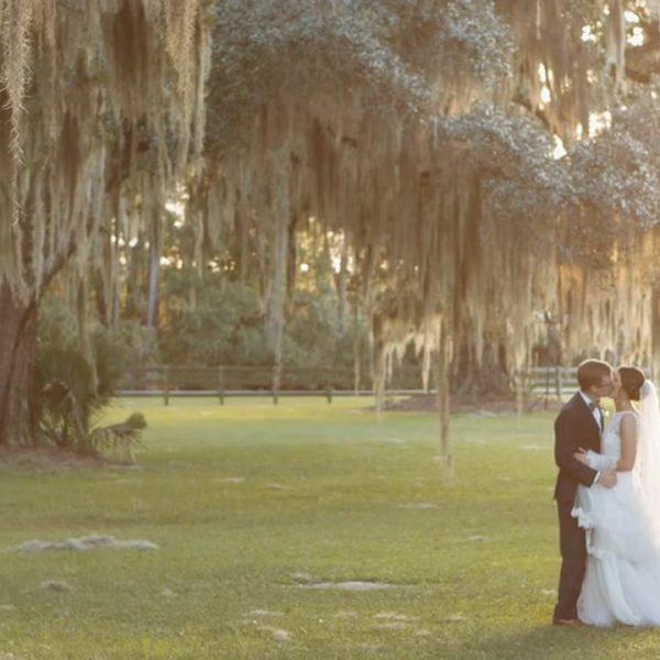 Rose Hill Plantation Wedding - Southern Weddings Magazine