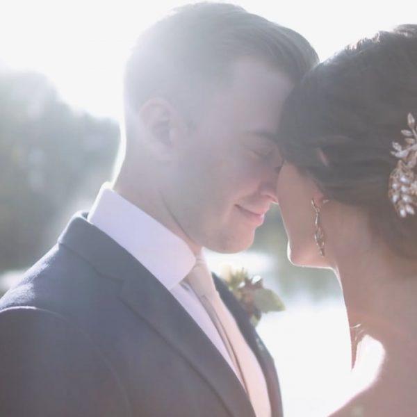 Angus Barn Wedding by Heart Stone Films | Micaiah and Cortland