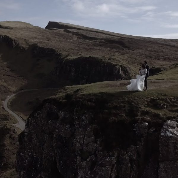 An Intimate Scotland Elopement | Caitlin and Jonathan