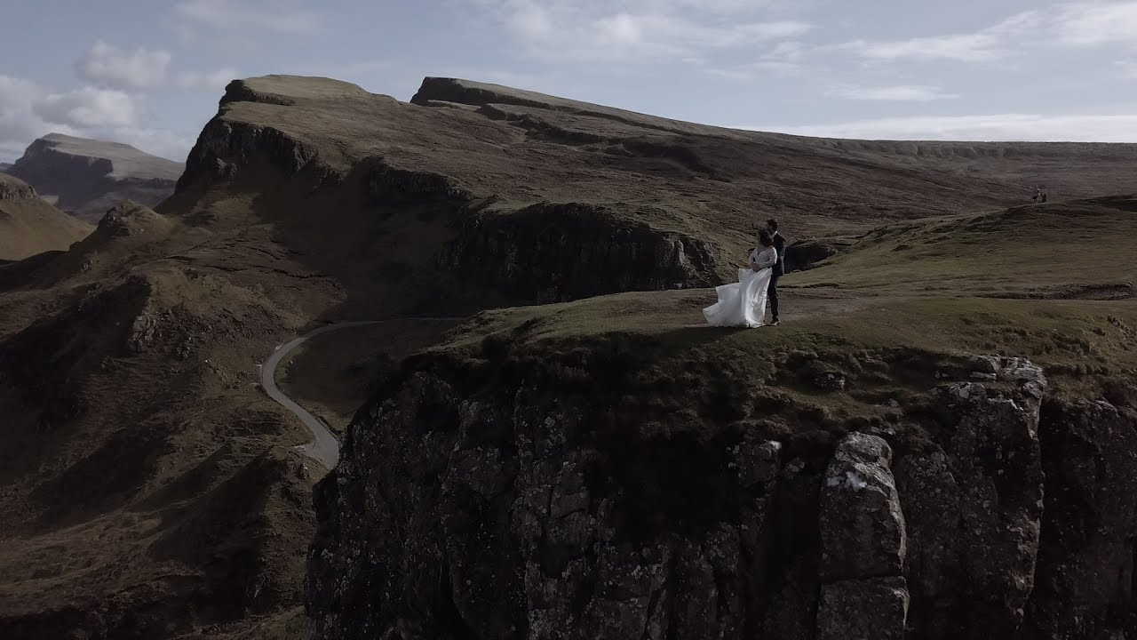 An Intimate Scotland Elopement   Caitlin and Jonathan