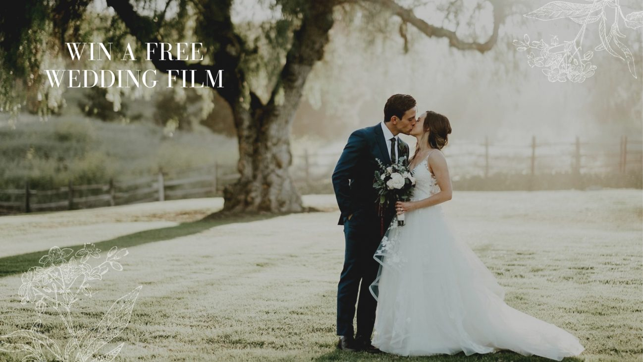 Win a Free Wedding Video from Heart Stone Films!