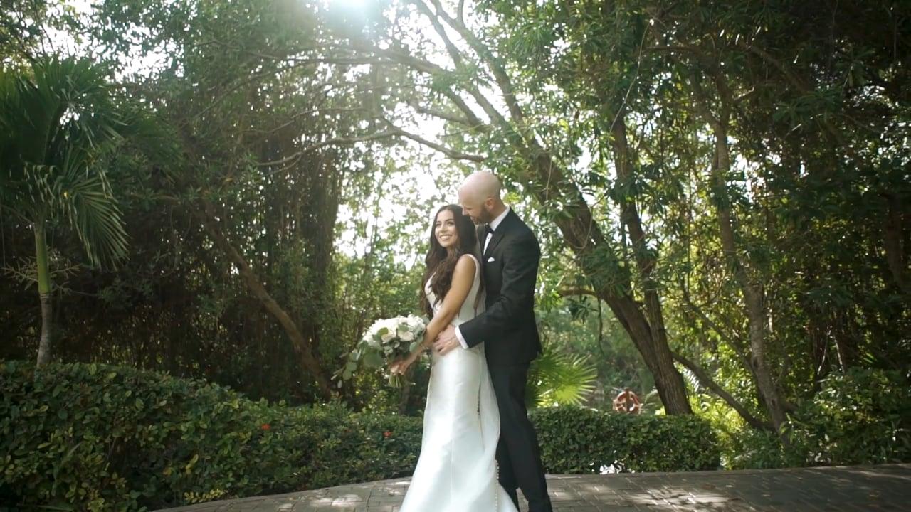 A Romantic Destination Wedding in Mexico