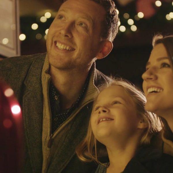 Christmas at the Angus Barn